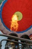 Heißluft-Ballon Stockfotos