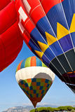 Heißluft Ballon Lizenzfreies Stockbild