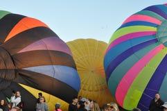 Heißluft-Ballon-Festival 2015 Löschzugs Plainville (CT) die Lizenzfreie Stockfotografie