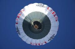 Heißluft-Ballon-Festival in Tannheimer Tal, Europa Lizenzfreies Stockfoto