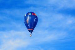 Heißluft-Ballon Kubicek Stockbild