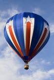 Heißluft-Ballon-Serie 13 Stockfotografie