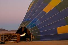 Heißluft-Ballon-Sonnenaufgang Lizenzfreie Stockfotos
