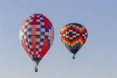 Heißluft Ballone Stockbilder