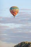 Heißluft baloon über Bloemfontein Lizenzfreies Stockbild
