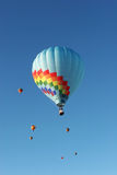 Heißluftballon Lizenzfreie Stockfotografie