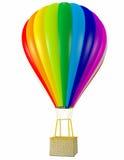 Heißluftballon Stockfotos