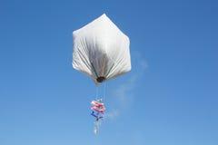 Heißluftballon Stockfotografie