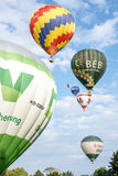 Heißluftballon Festival Lizenzfreies Stockbild