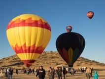 Heißluftballon Festival Lizenzfreie Stockfotografie