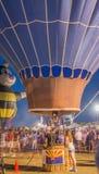 Heißluftballon Festival Lizenzfreie Stockfotos