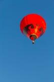 Heißluftballon photgrphed beim Bealton, VA-Flugwesen-Zirkus-Flugschau lizenzfreie stockfotos