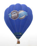 5. Internationale Heißluftballon-Fiesta 2013 Putrajayas Lizenzfreies Stockbild