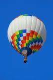Heißluftballonkonkurrenz Lizenzfreies Stockfoto