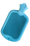 Heißwasser-Flasche (mit Pfad) stockfotos