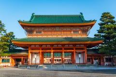 heian святыня Стоковые Фото