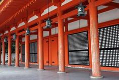 heian святыня kyoto Стоковое Изображение