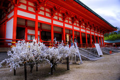 Heian Jingū Shrine Stock Images
