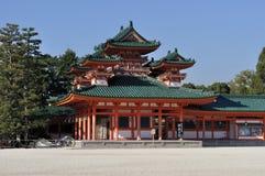 Heian Jingu Image stock