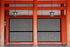 Heian Schrein - Kyoto Stockfotos
