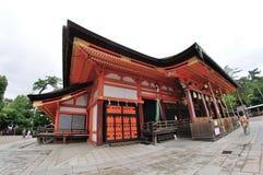 Heian Shrine Palace Royalty Free Stock Photo
