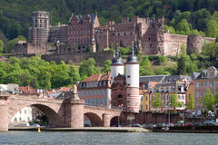 Heidelberg royalty free stock photo