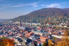 Heidelberg Photos libres de droits
