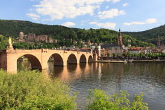 Heidelberg stock photo