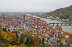 Heidelberg Arkivfoto