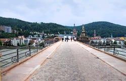 Heidelberg Obrazy Stock