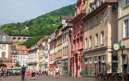 Heidelberg Zdjęcia Royalty Free