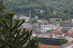 Heidelberg Royalty-vrije Stock Afbeeldingen