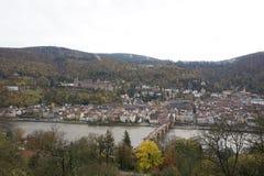 Heidelberg Fotos de archivo libres de regalías