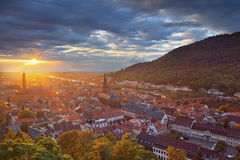 heidelberg Image libre de droits