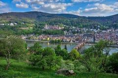 Heidelberg 2017 Image libre de droits