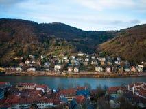 Heidelberg, Alemanha Fotografia de Stock Royalty Free