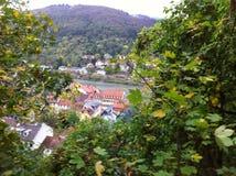 Heidelberg Alemania Foto de archivo libre de regalías