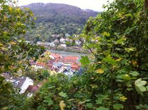 Heidelberg Allemagne Photo libre de droits