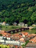 Heidelberg, Baden-Wurtemberg, Deutschland Lizenzfreies Stockfoto
