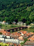 Heidelberg, Baden-Wurtemberg, Germany Royalty Free Stock Photo