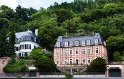 Heidelberg - Baden-Wurttemberg, Germany Stock Images