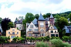 Heidelberg Baden-Wurttemberg, Germany Stock Photography