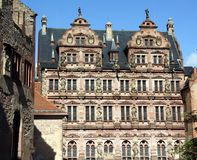 Heidelberg Castle Royalty Free Stock Photo