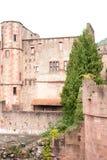 Heidelberg castle Stock Image
