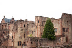 Heidelberg castle Stock Photo