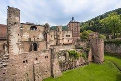 Heidelberg Castle_ Baden Wuerttemberg, Allemagne Photos stock