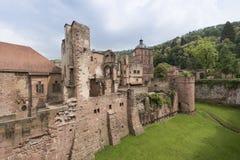 Heidelberg Castle_Baden Wuerttemberg, Niemcy Zdjęcie Royalty Free