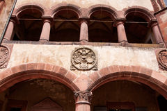 Heidelberg castle Stock Photos