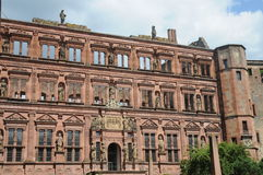Heidelberg Castle Royalty Free Stock Photography