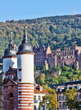 Heidelberg Castle, Germany Royalty Free Stock Photo